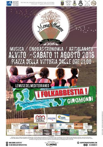 Mons Albetum Folk Festival 2018