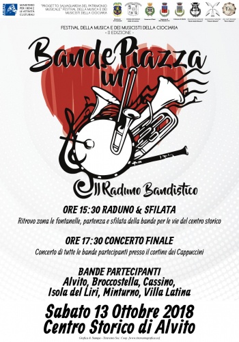Bande in Piazza 2018
